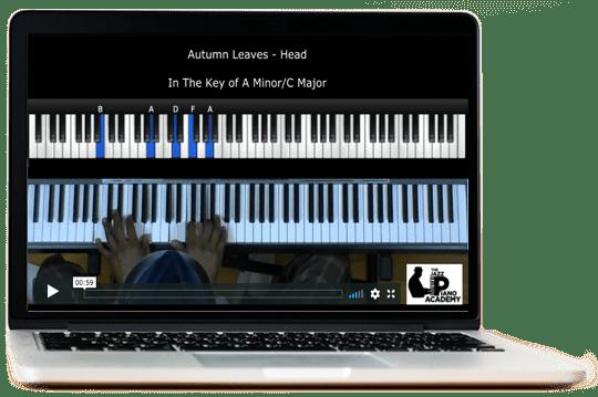 Free Sample Jazz Lesson